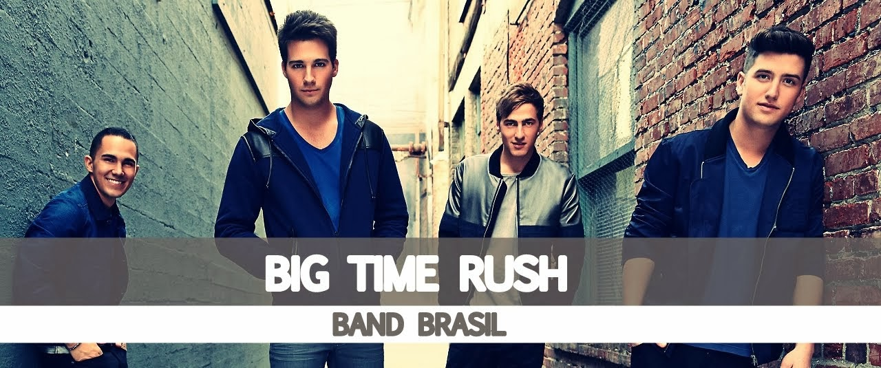 Big Time Rush - Brasil