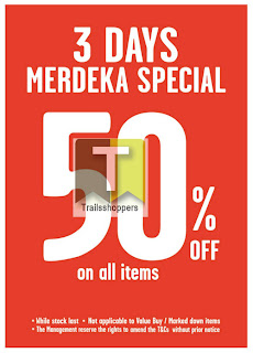 Pepe Jeans London 3 Days Merdeka Special 2013