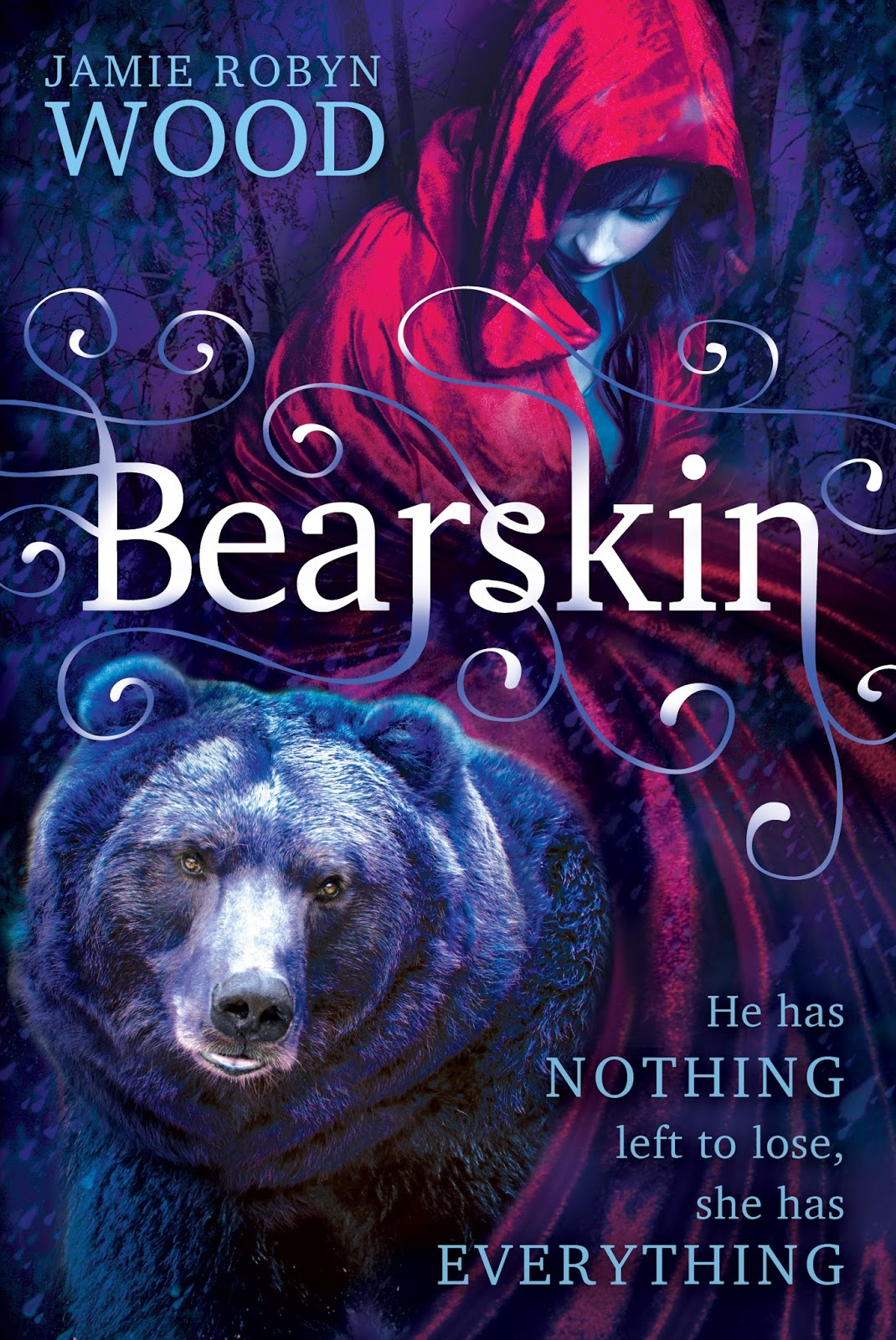 Feedback On The First Dark Divine Novel That I Am Pleased To Return The  Favor In A Small Part By Telling You All About Her Debut Ya Novel, Bearskin