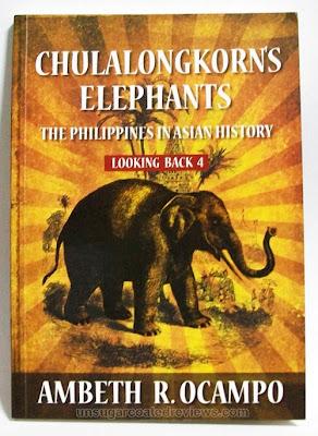 Ambeth Ocampo's book Chulalongkorn's Elephants