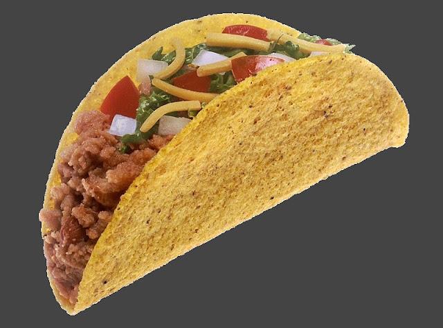 Tacos z wołowiny - prosto z Argentyny - przepis od Futrzaka