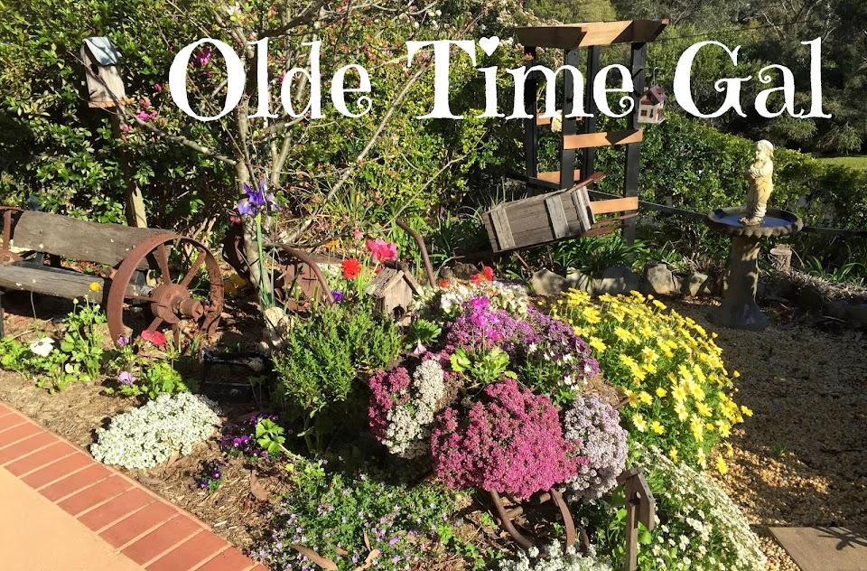 Olde Time Gal