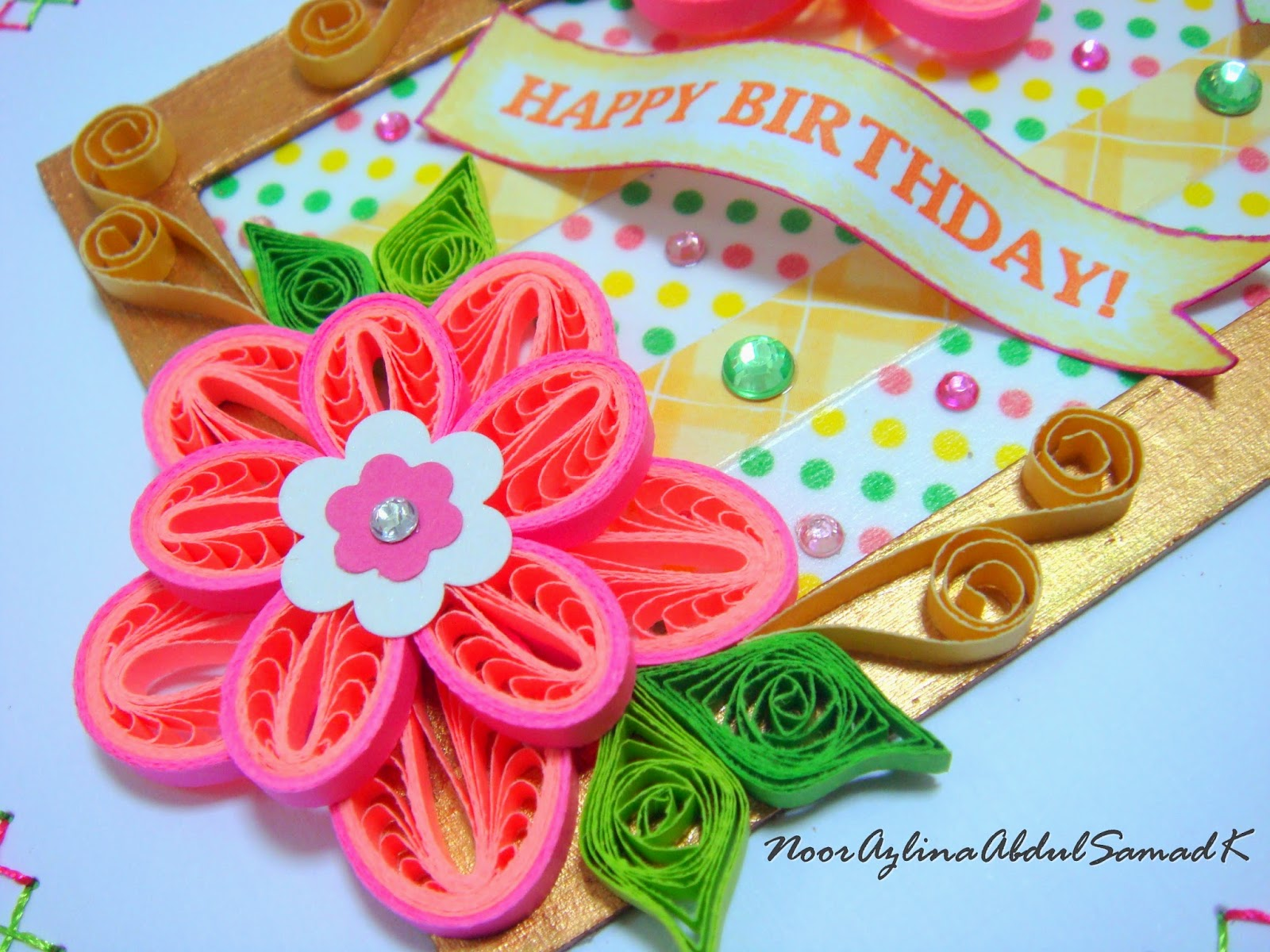 Seven flowers pop up birthday card bookmarktalkfo Image collections