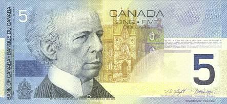 Canadian dollar canada