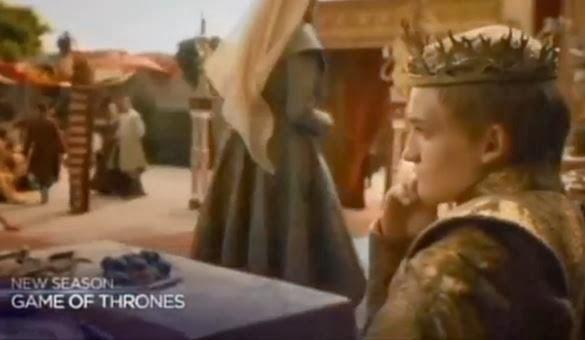 juego de tronos cuarta temporada - Joffrey