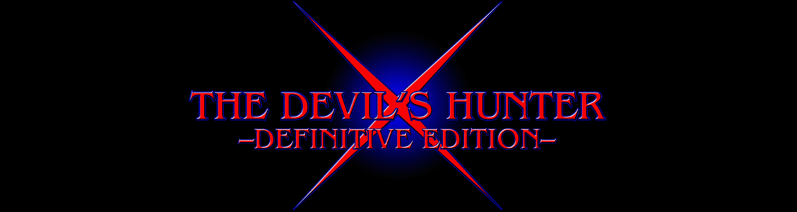 X THE DEVIL'S HUNTER