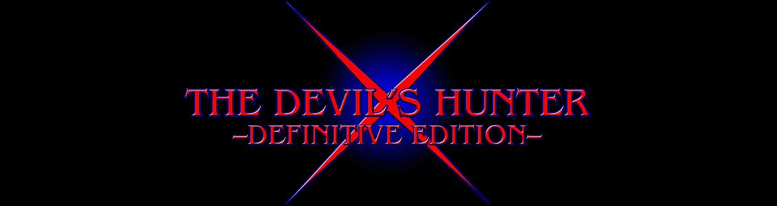 X THE DEVIL'S HUNTER