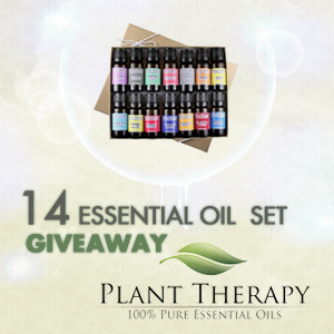14 Essential Oil Set Giveaway
