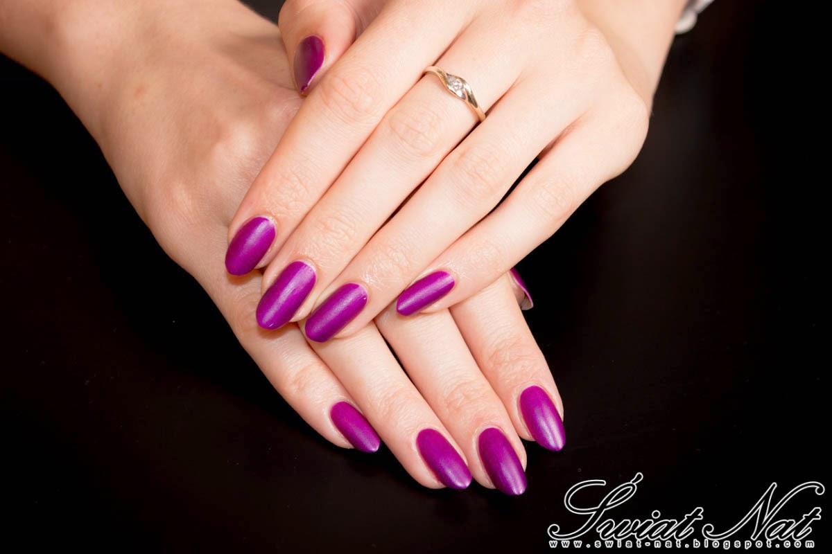 mani manicure nailart wibo wow glamour satin