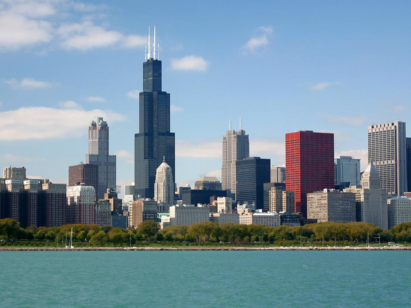 chicago windy city wallpapers - photo #28