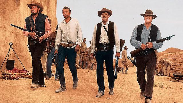 Los 15 mejores westerns crepusculares (De Sam Peckinpah a Clint Eastwood)