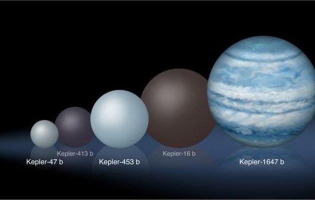 Ανακαλύφθηκε ο μεγαλύτερος εξωπλανήτης με δύο ήλιους