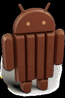 android 4.4 güncellemesi