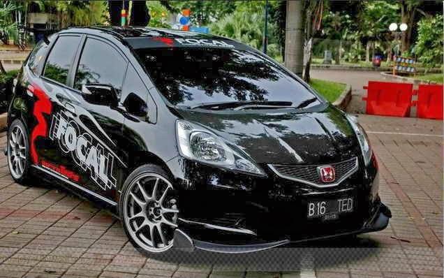 Gambar Modifikasi Honda Jazz Terbaru