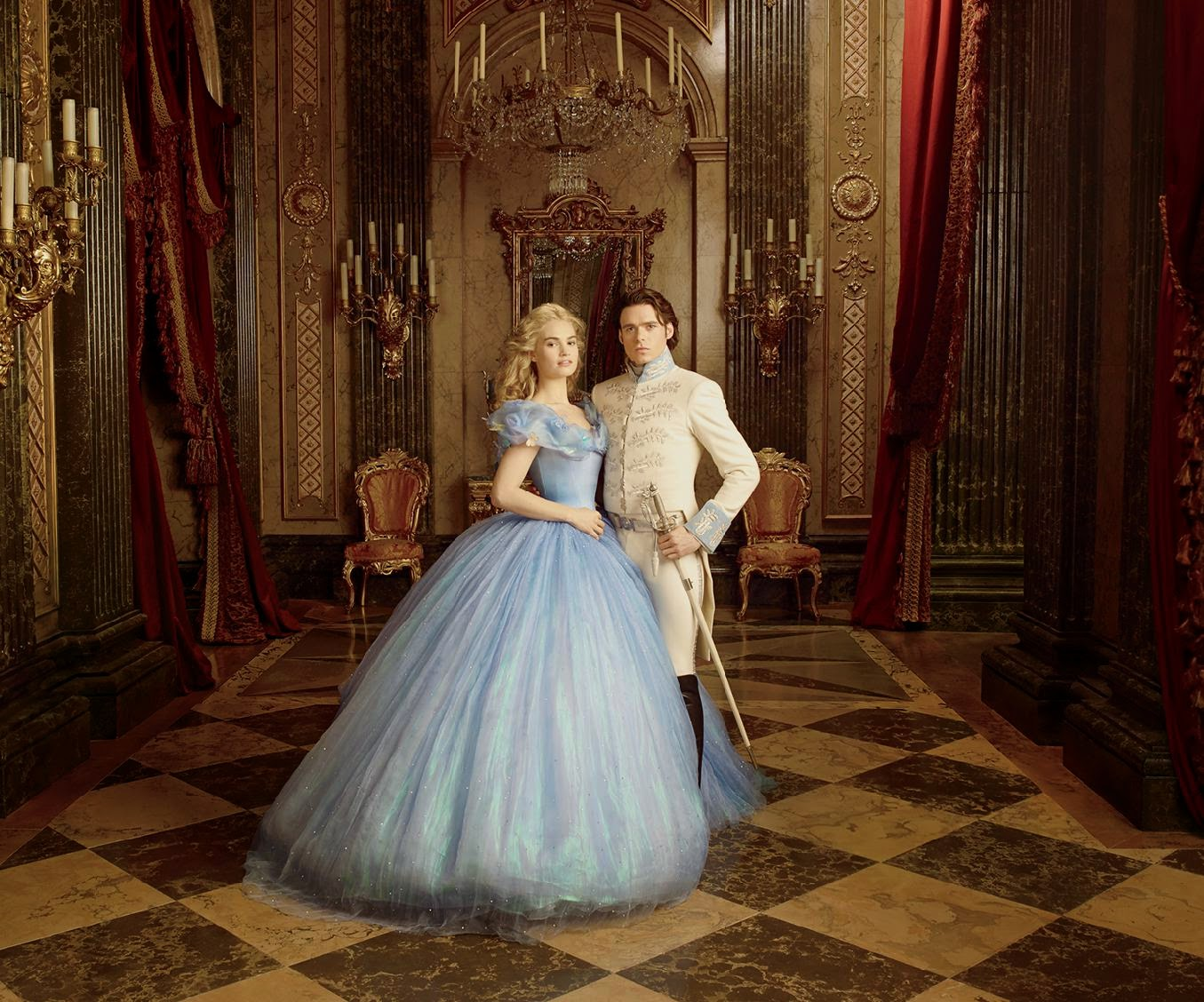 Cinderella 2015 Movie Cinderella dan Pangeran Tampan