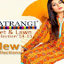 Latest Summer Collection of Satrangi Pret 2014 | Bonanza Satrangi Pret New Arrivals for summer 2014