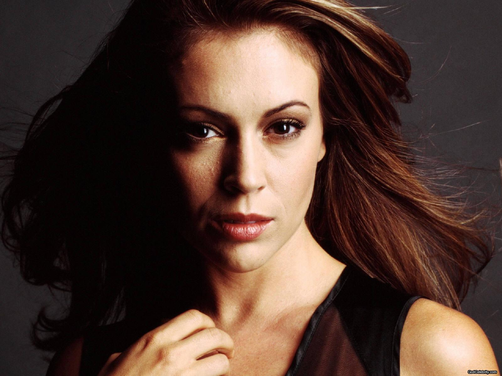 Hairstyles Celebrity Alyssa Milano
