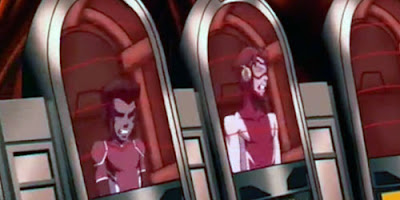 Before the Dawn: episódio 10 de Young Justice: Invasion
