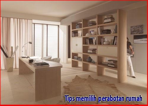 Tips Memilih Perabotan Rumah Minimalis