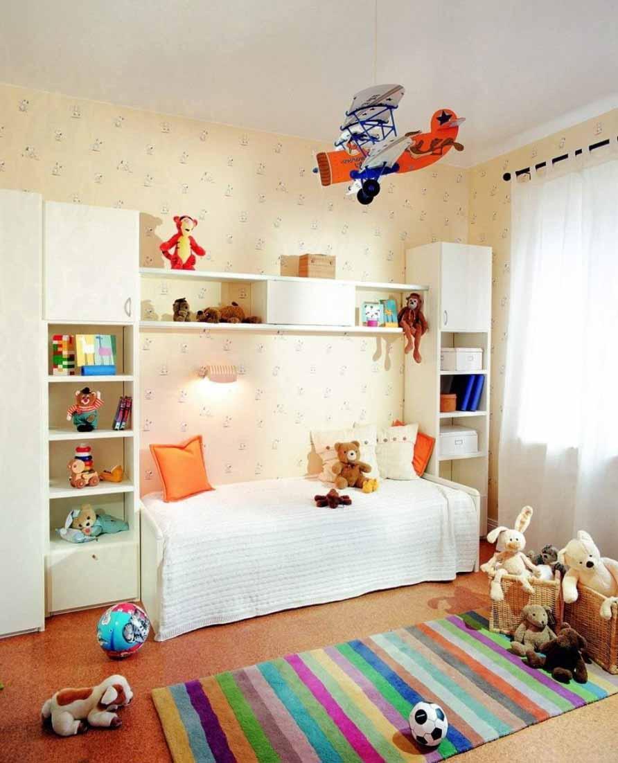 inspirasi kamar tidur anak perempuan dan laki laki ide