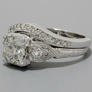Related Keywords Suggestions for Vintage Wedding Rings