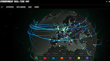 Real-Time Interactive Cyber Attack Map
