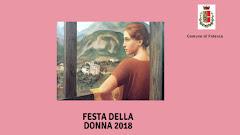 Calendario Marzo 2018 - protagonista donna