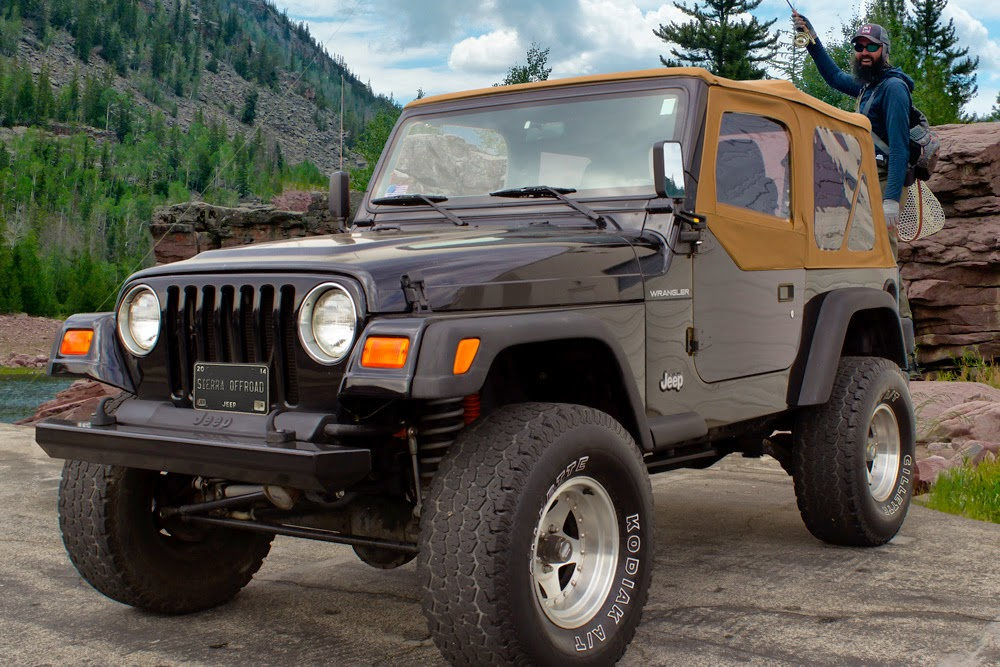 Auto Tops Direct: SIERRA Offroad Jeep Soft Tops On Sale Now
