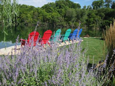 Rotary Botanical Gardens - Hort Blog: Perfect Workin\' Weather
