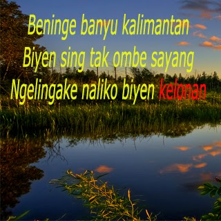 Gambar Kata-kata Lucu Bahasa Jawa