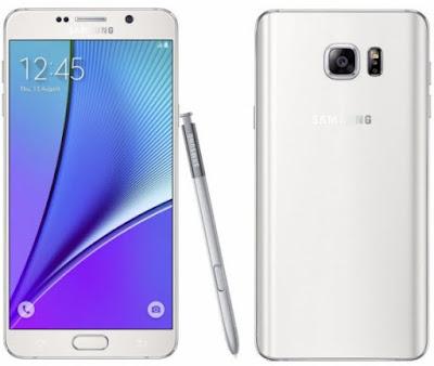 Samsung Galaxy Note 5 Duos SM-N9200