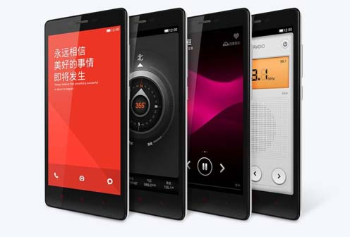 Spesifikasi dan Harga Xiaomi Redmi Note 4G, Phablet 4G LTE 2 Jutaan