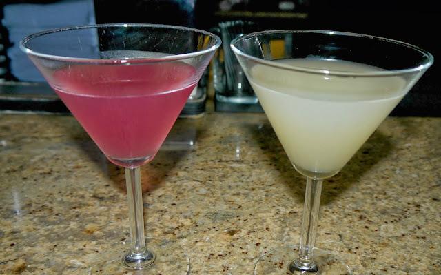 Urban Bar and Brasserie Glasgow cocktails