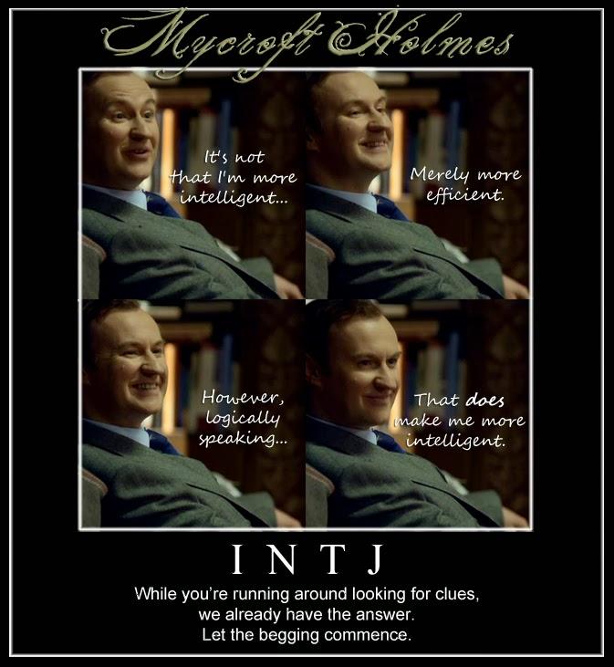 I am an INTJ
