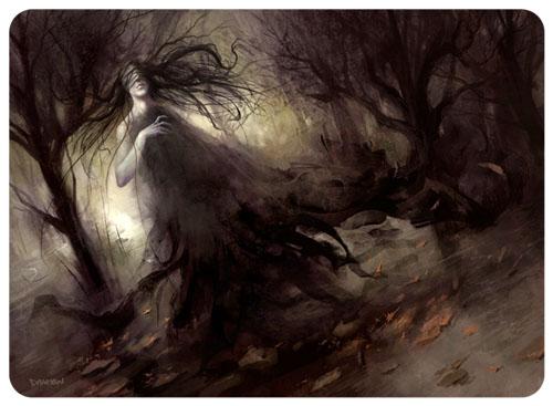 [Morto-Vivo] Aparição [II - III] Bog_wraith