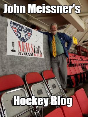 John Meissner's Hockey Blog  .
