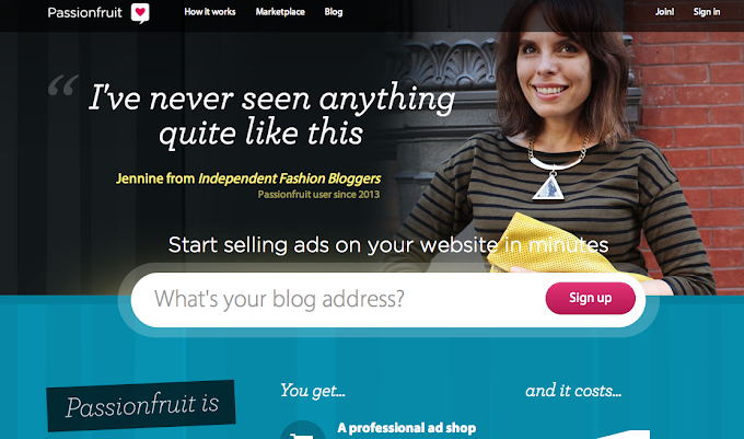 Passion Fruit Ads is the Indie Alternative to Google Ads, With Feel instead of Volume