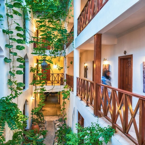 The Seyyida Hotel & Spa Stone Town Zanzibar