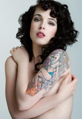 Amazing Girl Tattoos