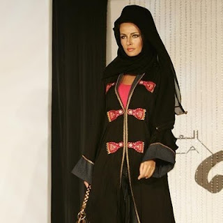 Arab Fashion Abaya Styles