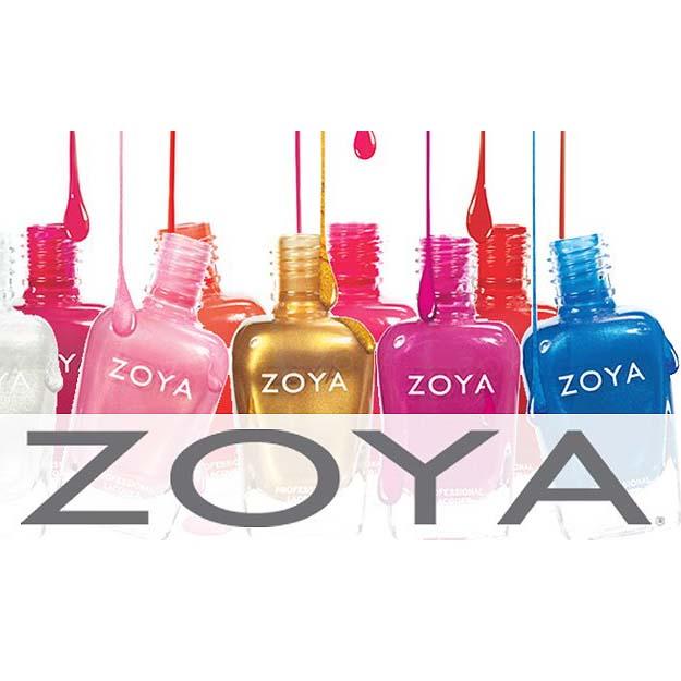 Zoya Nail Polish Logo 88