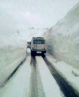 Jalur bus paling ekstrim