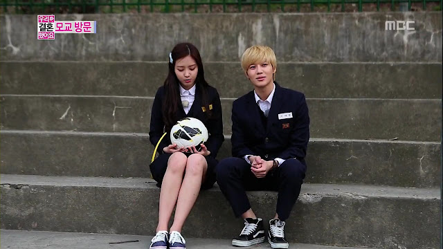Taemin Na Eun We Got Married ep 3 with english subs