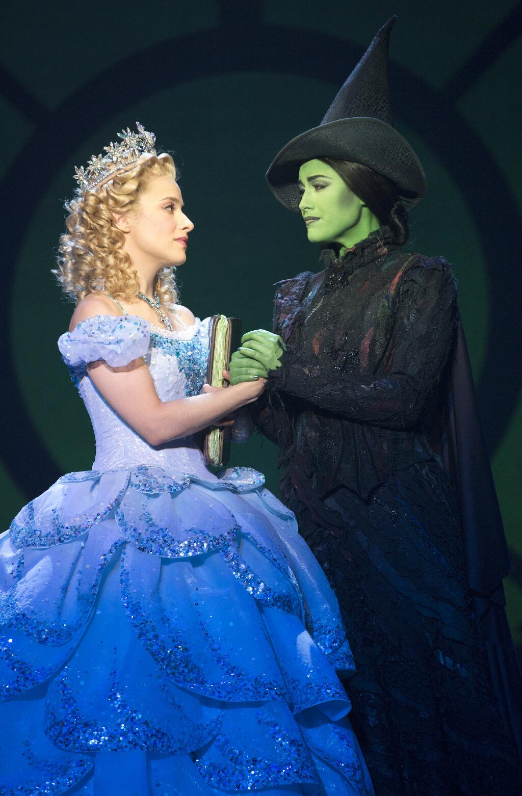wicked elphaba and glinda relationship problems