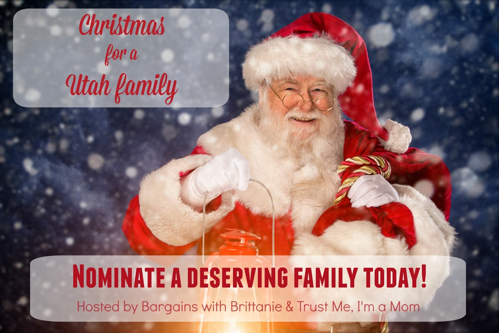 Christmas for a Utah Family Nominations