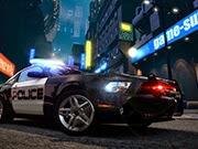 Şehirdeki Polis