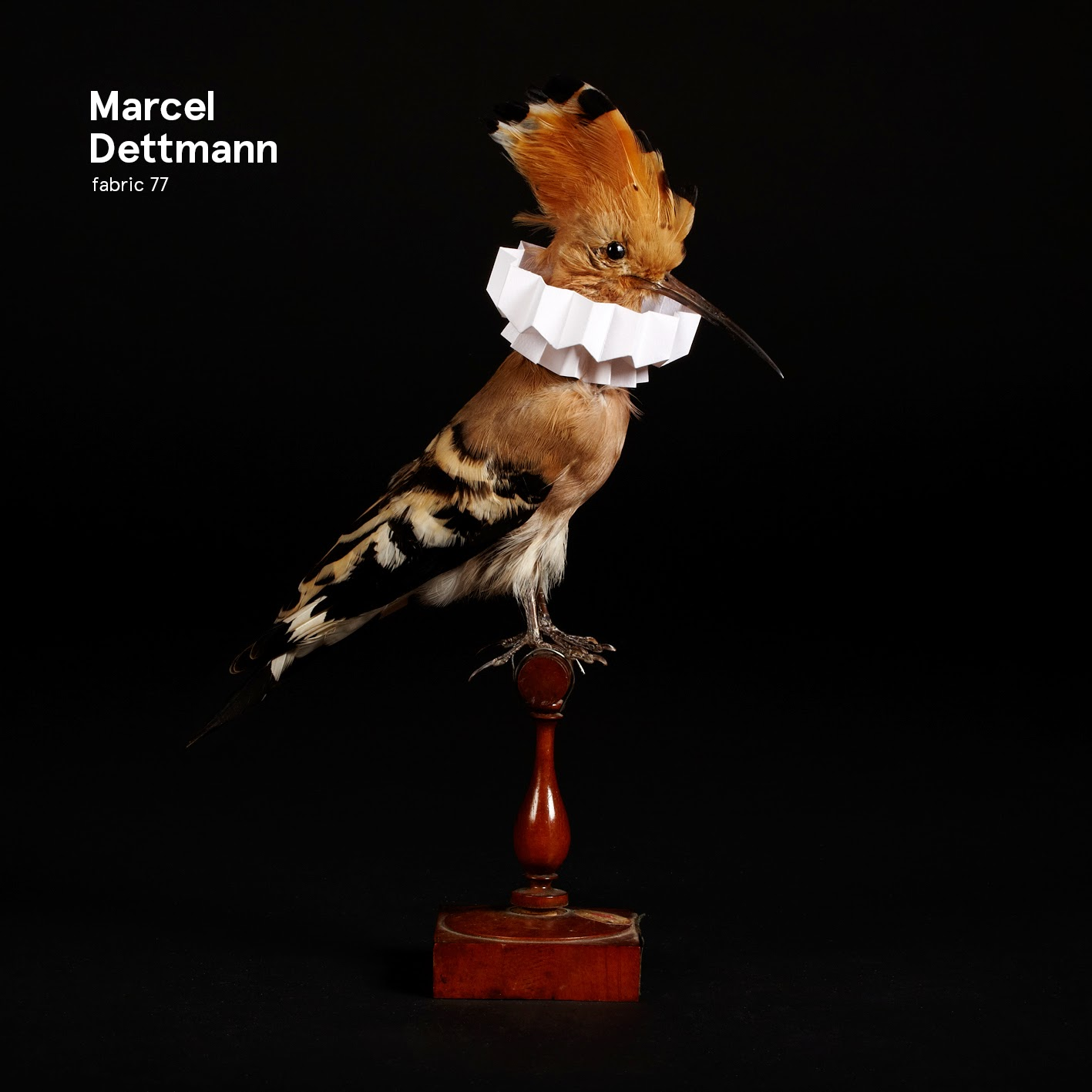 discosafari - FABRIC 77 - Marcel Dettmann - Fabric Records