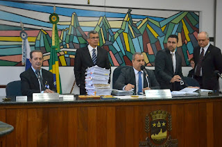 Câmara Municipal de Teresópolis cassa prefeito Arlei Rosa