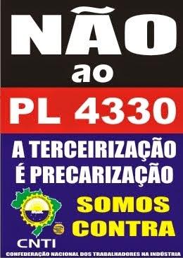 PL 4330 NÃO