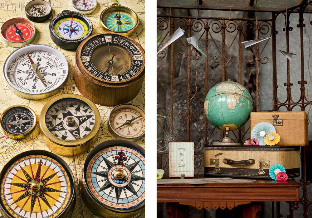 La Fabrique A Deco Esprit Voyage Et Deco
